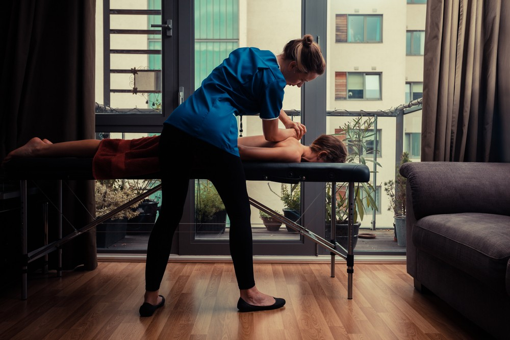 Back Treatment Service at home in Kansas City