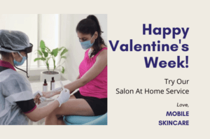 Emergency Mobile Skincare is Here to Make your Valentine Week Better